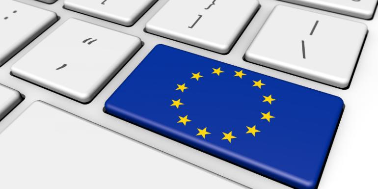 European keyboard