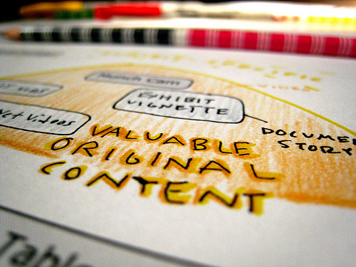 blogging content suggestions