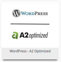A2 Optimized for WordPress plugin