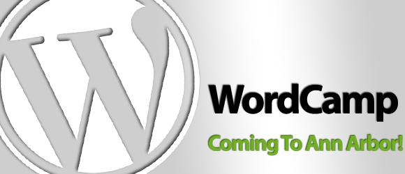WordCamp Is Coming To Ann Arbor!