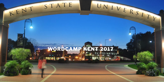Recap of WordCamp Kent 2017