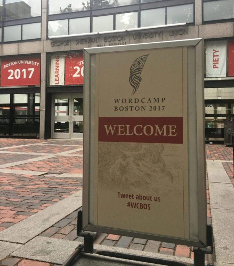 boston wordcamp