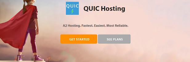 quic hosting support