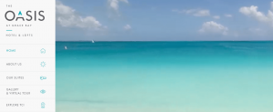 The Oasis at Grace Bay website.