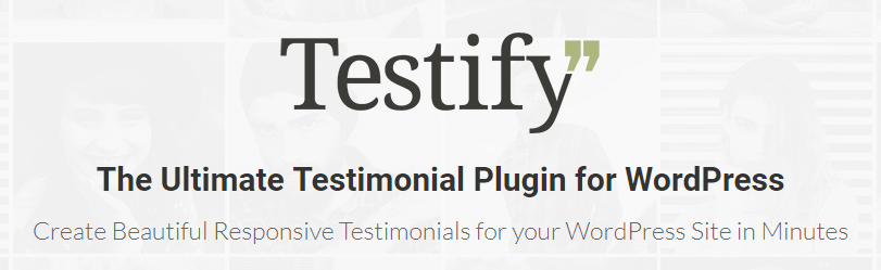 The Testify plugin.