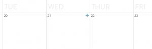 Adding tasks to your calendar.
