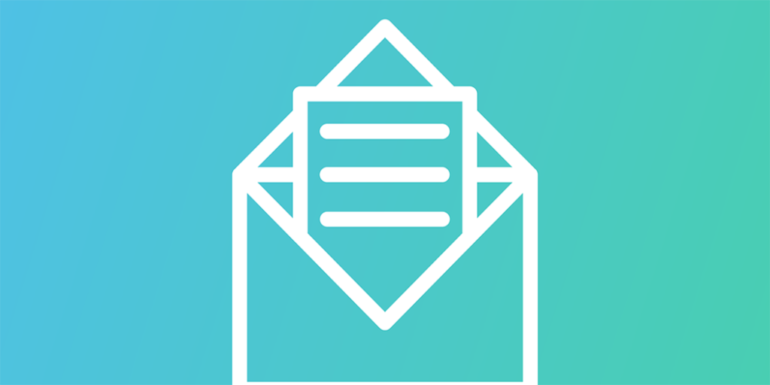An email icon.