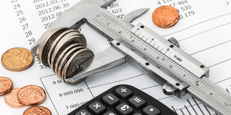 Tools for creating a budget.