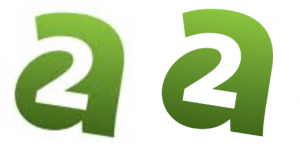 The A2 Hosting icon as a PNG and JPG.