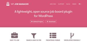 The WP Job Manager plugin.