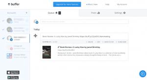 WordPress content on Buffer.