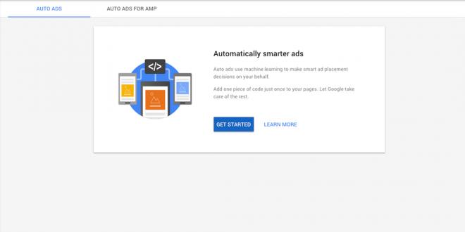 Creating Google AdSense 'smart ads'.