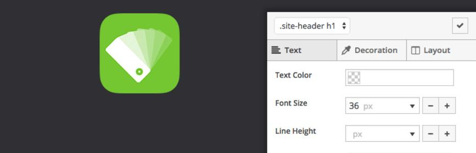 The SiteOrigin CSS plugin.