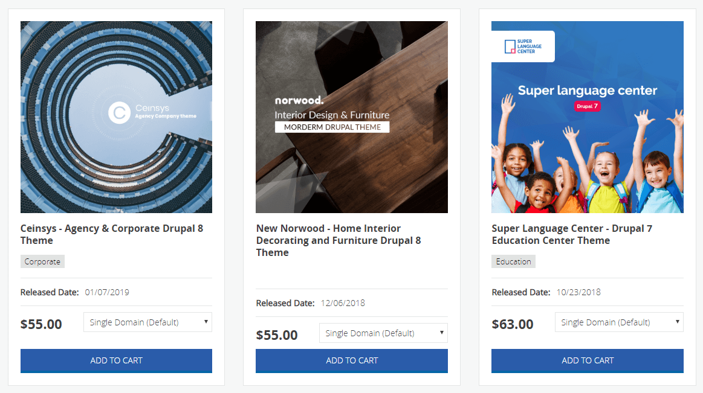 Premium themes on WeebPal.