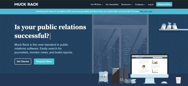 An example of a media rich page.