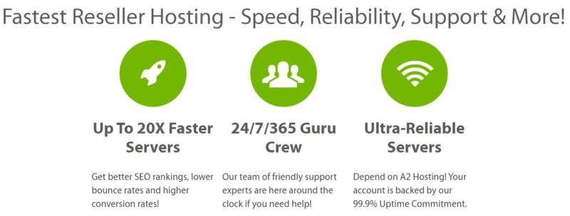 fastest reseller hosting