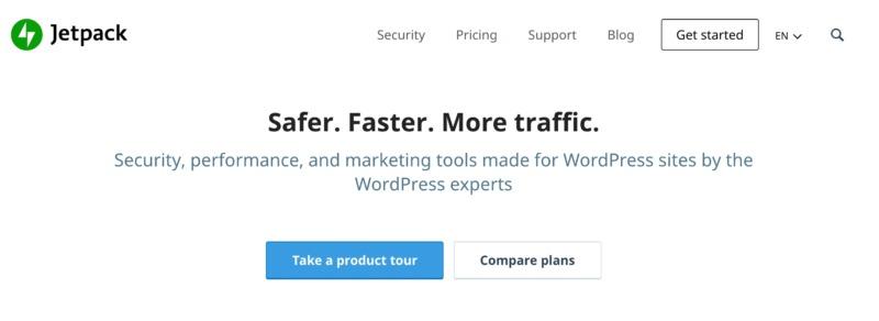 The WordPress Jetpack plugin.