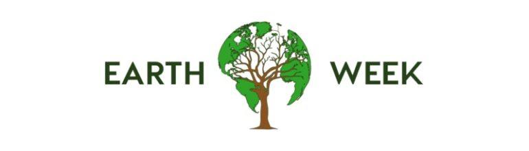 Earth Week Logo