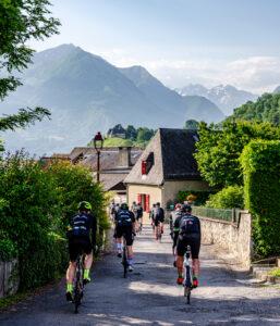 Pyrenees Cycling Lodge Views
