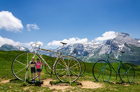 Case Study: Cycling in the Heart of the Pyrenees logo