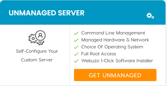Unmanaged Details