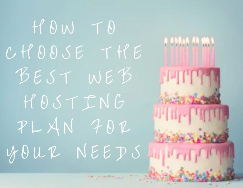 How to Choose the Best Web Hosting Plan for Your Needs logo